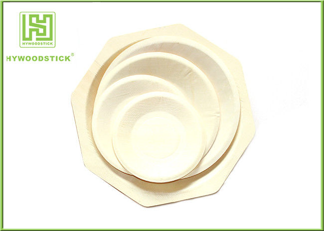 Environmentally Friendly Disposable Wooden Plates Wooden Baking Trays With Different Size